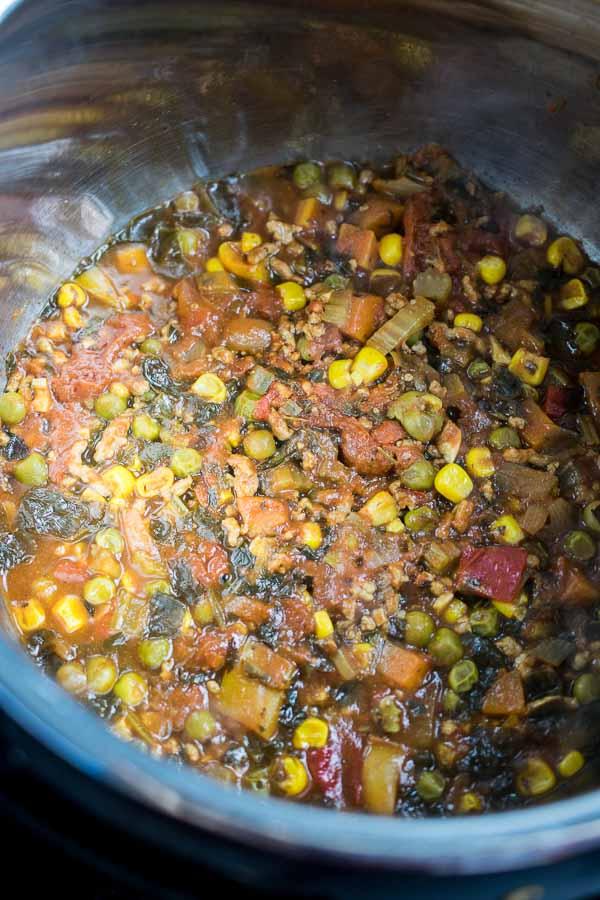 Instant Pot Pork Ragu (Syn Free)