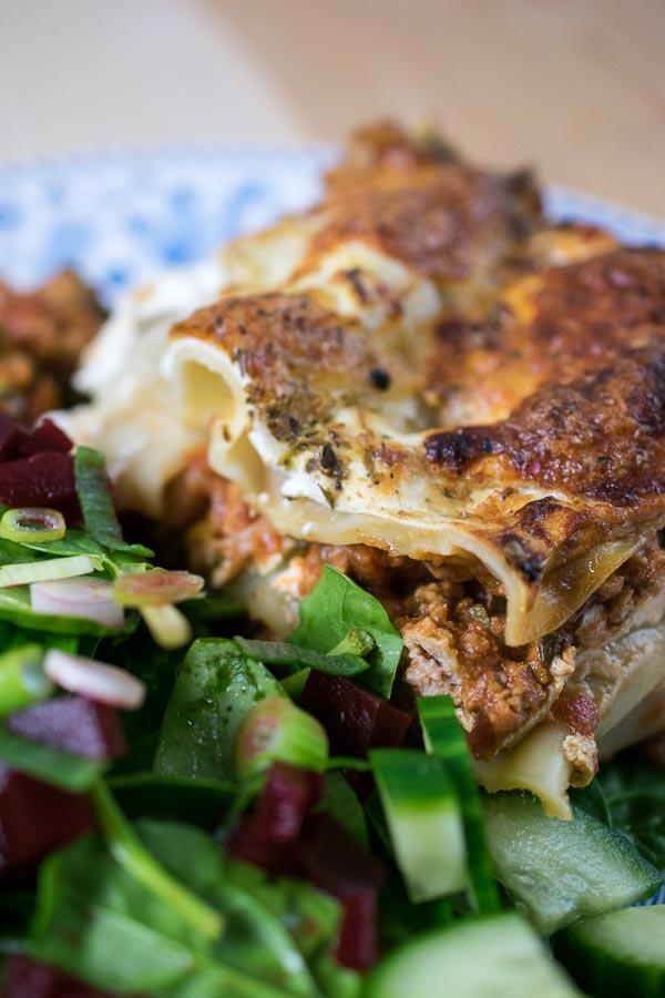Pork Ragu Lasagne (Syn Free)