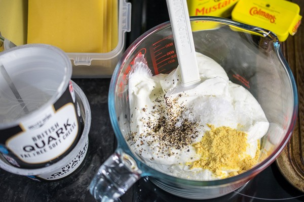 Syn free white sauce for pasta bakes